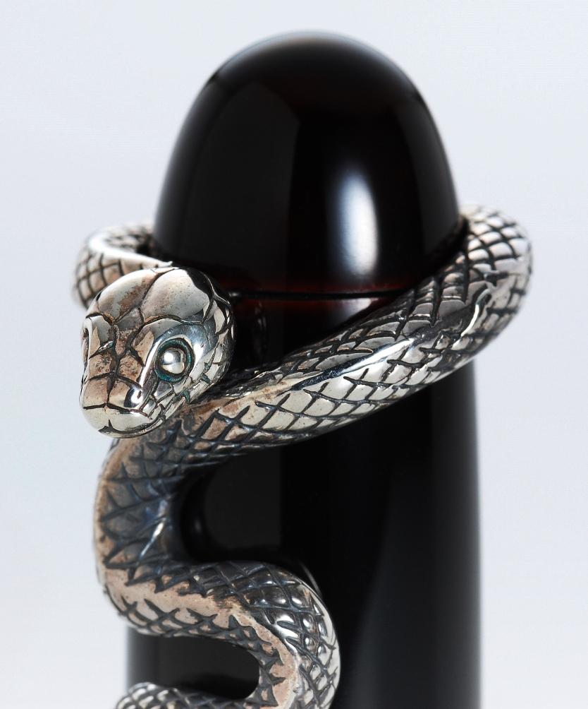 Nakaya Snake 蛇(燻し)(price: 200 )